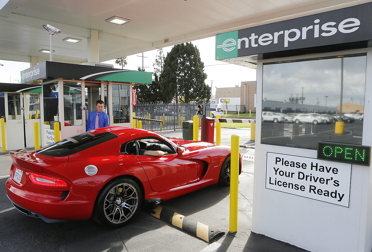 Enterprise Car Rental Toledo Airport