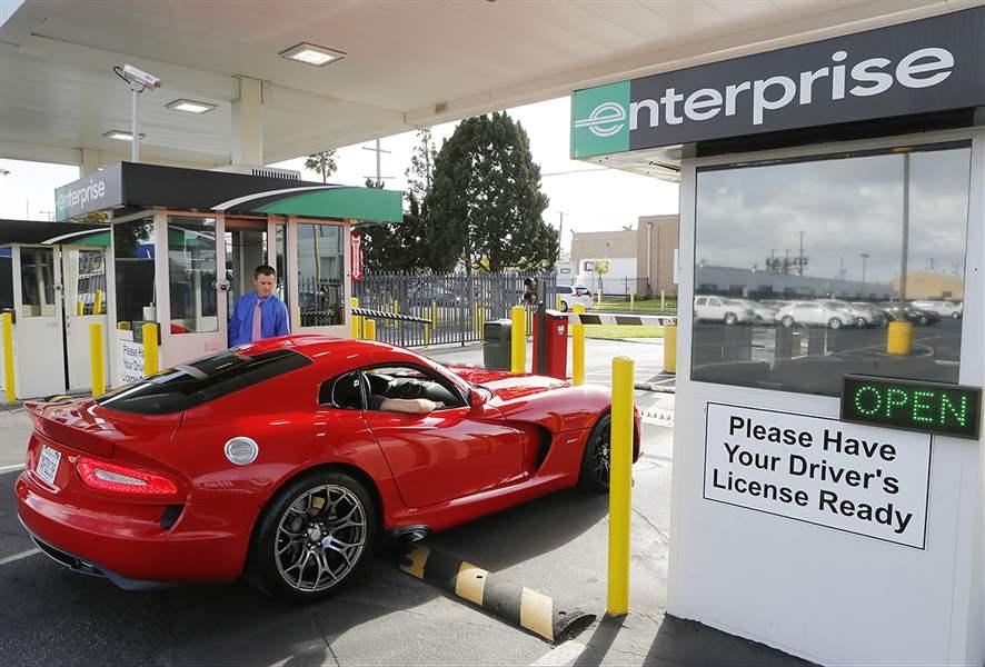 Enterprise Rent A Car In Toledo Ohio
