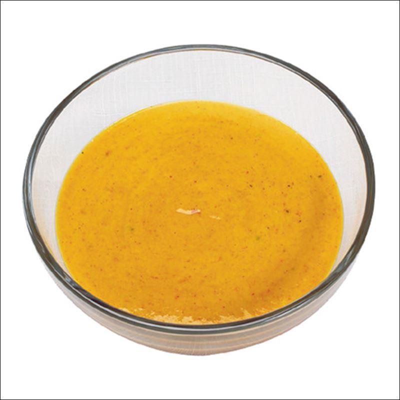 South Carolina Mustard BBQ Sauce has a distinctive tang for basting or ...
