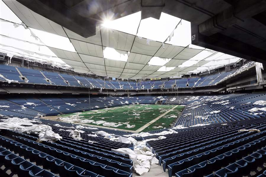 Sorry-Silverdome-ROOF