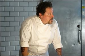 Jon Favreau wrote, directed, and stars in 'Chef.'