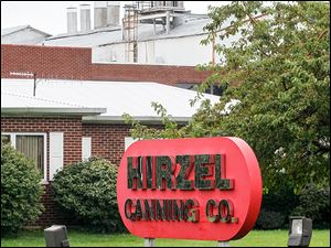 Hirzel Canning Co. on Lemoyne Road in Northwood is among those that could benefit from the expertise of a NASA engineer. NASA has a wealth of contacts in the agribusiness field and believes the contacts could help a company like Hirzel Canning.