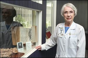 Dr. Mary R. Smith, a hematologist, has spent 37 years teaching and working with the medical college. She and her husband joined the MCO faculty at the same time and found the college receptive to their ideas.