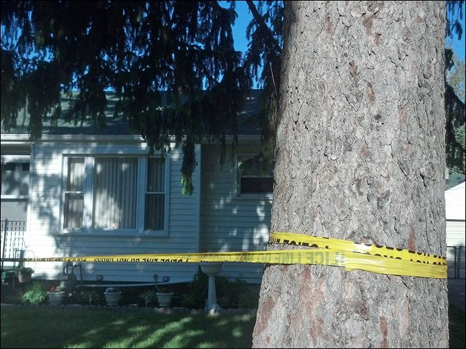 stabbing scene point place Thomas Przybysz was stabbed at his residence in the 4600 block of 283rd Street in Point Place. Mr.