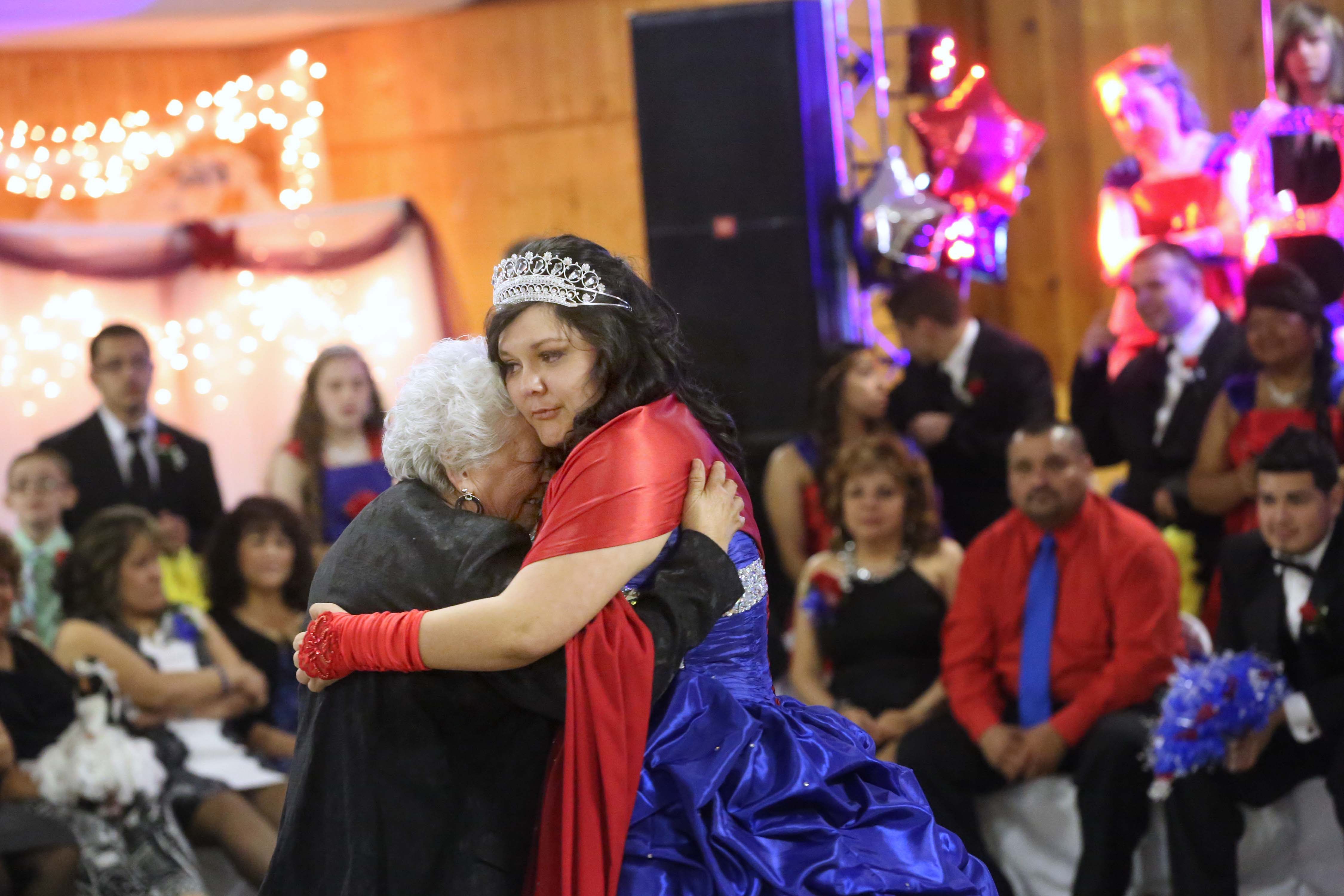 QUINCEANERA: Ceremony Marks Girl's Transition To Womanhood
