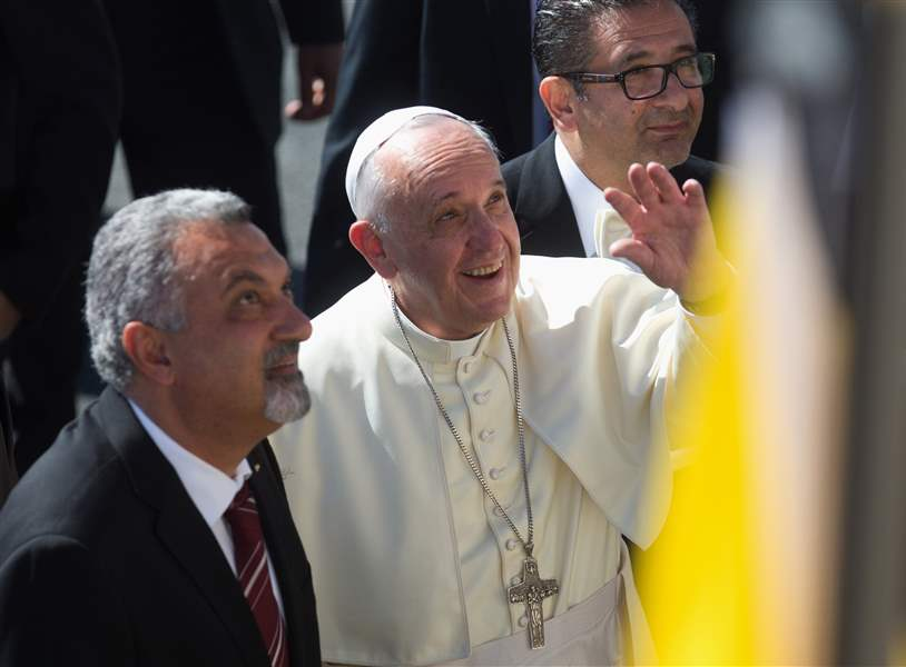Mideast-Palestinians-Pope-4