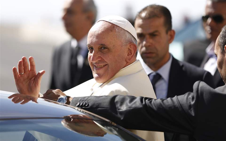 Mideast-Palestinians-Pope-5
