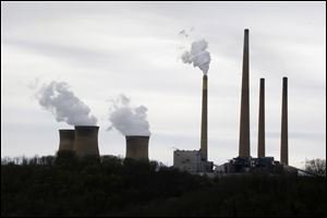The Homer City Generating Station in Homer City, Pa., had been one of the nation's dirtiest coal-fired power plant, but now is turning it around.