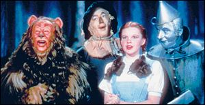 'The Wizard of Oz,' a 1939 make.