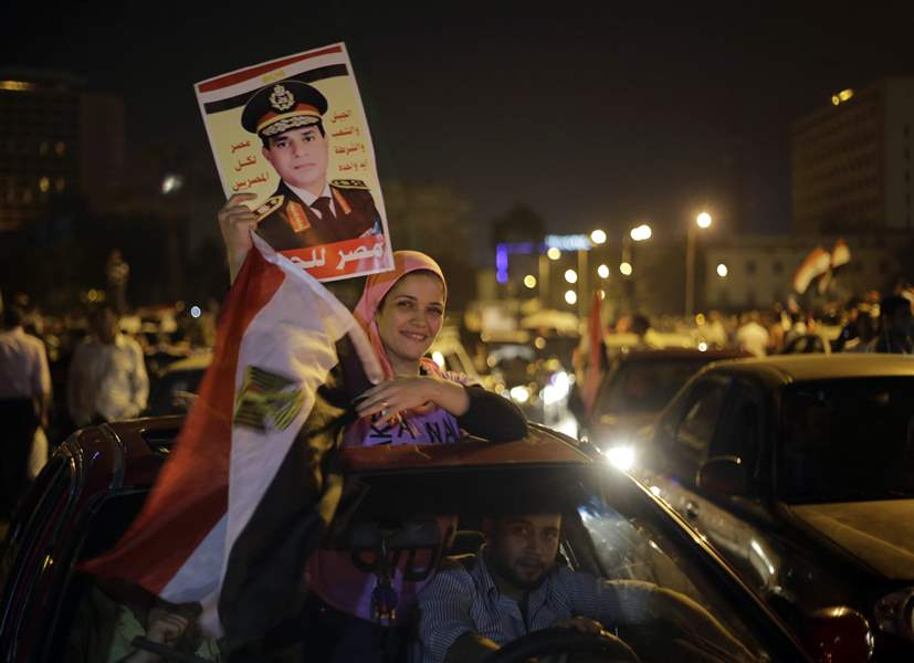 Mideast-Egypt-Election-8