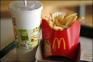 McDonald's Corp. is Coke's largest restaurant customer, and the two companies maintain a unique, symbiotic relationship.