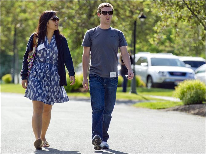 Sun Valley Conference Facebook CEO Mark Zuckerberg and his wife, Priscilla Chan, are giving $120 million to San Francisco Bay Area public schools.