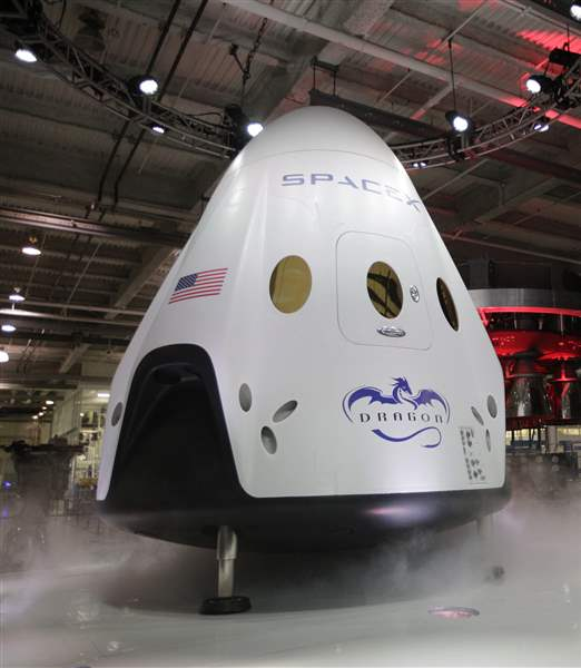 SpaceX-Spacecraft