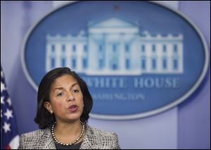 National Security Adviser Susan Rice now holds a lower profile job at the White House, juggling one global crises after another for President Barack Obama and trying to insure that his broad list of foreign policy priorities doesn't fall by the wayside in the widening storm of problems overseas.