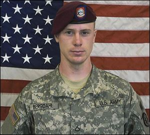 Sgt. Bowe Bergdahl was held captive for five years.