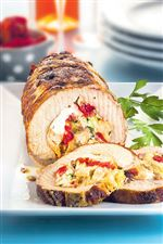 Pork-loin-with-Chef-Ted-Reader-s-Mediterranean-stuffing-makes-a-great-summer-recipe