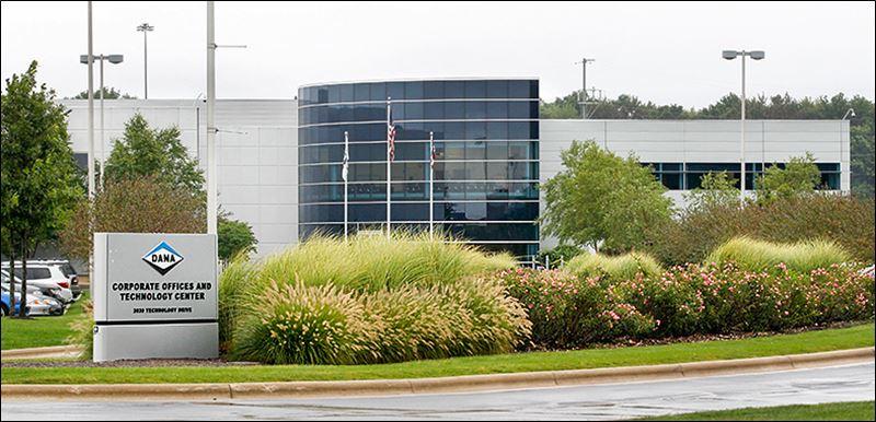 Dana Unveils Plans To Expand Headquarters Toledo Blade
