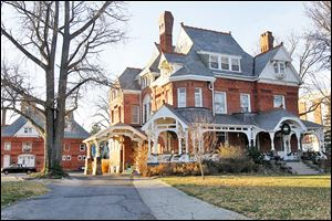 The Mansion View Inn is one of the homes being featured for the festival house tours.