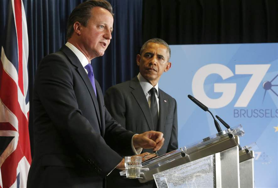 Belgium-US-Britain-Obama