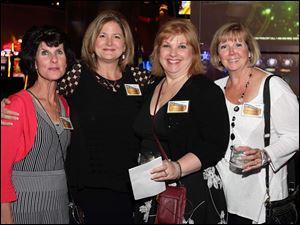 Debbie Cates, Holly Bristoll, Michelle Quilter and Debbie Jakacki.