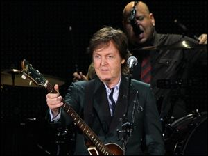 Paul McCartney was supposed to kick off the U.S. leg of his tour Saturday. Instead his first show will be July 5 in Albany, New York.