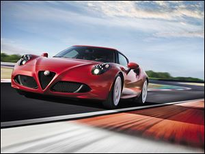 The 2015 Alfa Romeo 4C. Yark Automotive will be one of the first dealers in the U.S. to sell the Italian sports car brand.