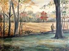 Autumn-Portrait-by-the-late-Julius-Orosz-Artwork-by-the-commercial-artist-painter-and-conservationist-will-be-on-view-through-July-at-the-Way-Public-Library-in-Perrysburg