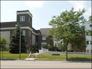 With about 30 typically attending services, Collingwood United Methodist Church's building is too expensive.