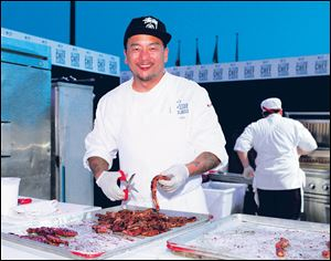 Chef Roy Choi is considered the father of the food truck movement.