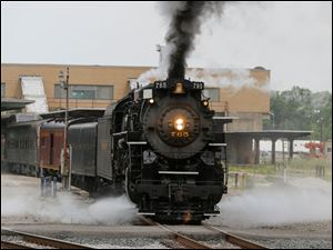 The Nickel Plate 765.