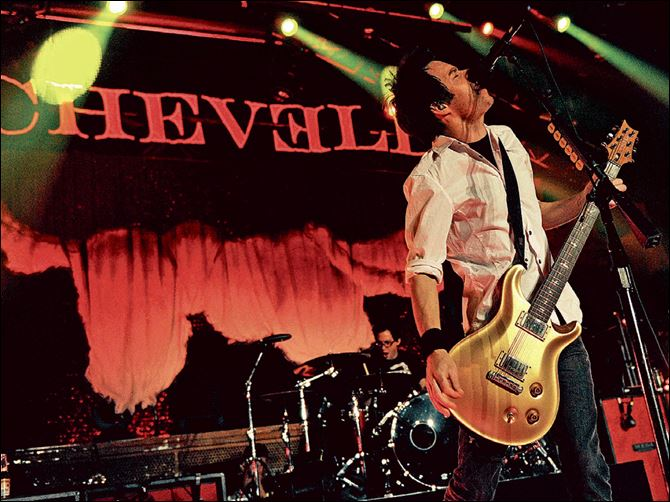 Chevelle hollywood casino toledo june 20