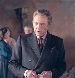 Christopher Walken as Gyp DeCarlo in a scene from the movie.