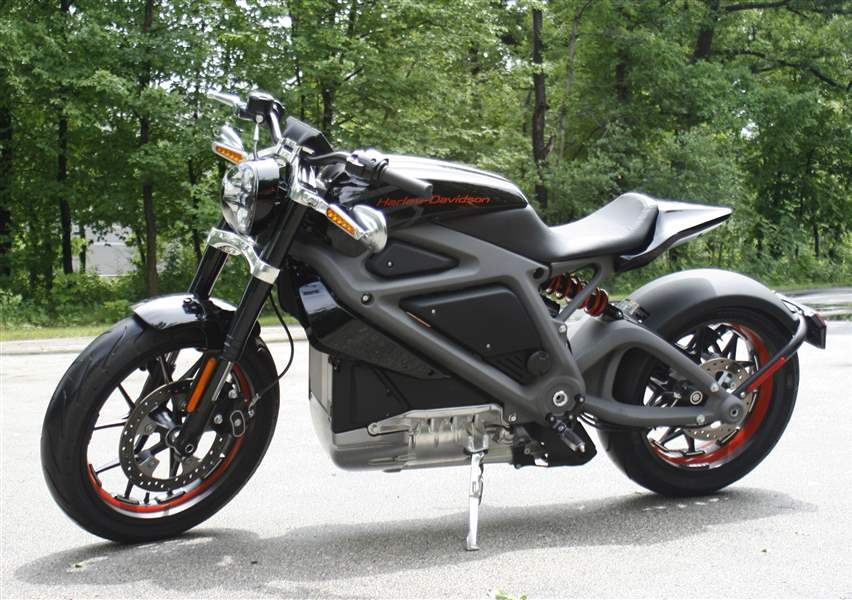 Harley-Electric-Motorcycles