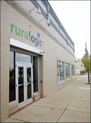 The Ruralogic office in Napoleon is closed, as is the office in Bryan. An office never opened in Archbold, even though the company received a $450,000 loan from the city.