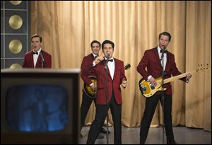Warner Bros.'‍ 'Jersey Boys,' Clint Eastwood's adaptation of the Tony-winning Broadway musical about Frankie Valli's group, opened in fourth with $13.5 million. The film drew an overwhelming