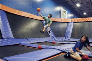 The Toledo area will get a Sky Zone franchise on Airport Highway by the end of the year, Springfield Town Centers owners say.