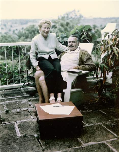 Hemingway-Collection-Ernest-and-Mary