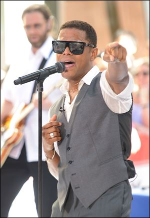 R&B Singer Maxwell will be in concert Thursday at Hollywood Casino Toledo.