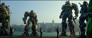 """Transformers: Age of Extinction"" also earned $201.3 million from 37 international territories. ""Transformers"" specifically made $90 million in China."