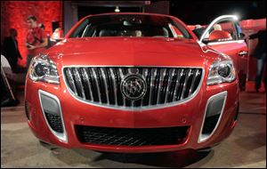 The Buick brand was up 18 percent over 2013, with all models but one compact reporting better sales.