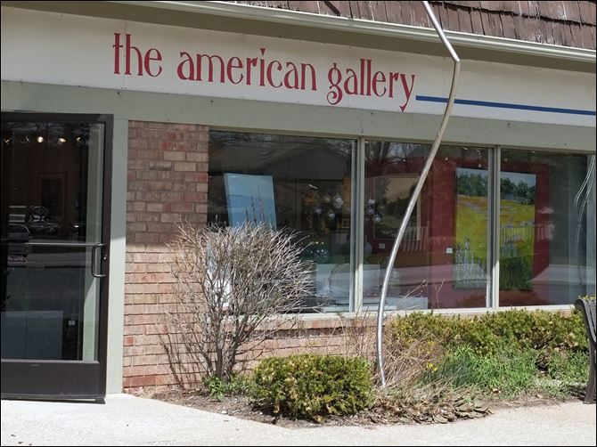 FEA americangallery29p River Centre Foundation is purchasing the American Gallery at 6600 Sylvania Ave. in Sylvania from Toni Andrews, who owned and ran it for 19 years.