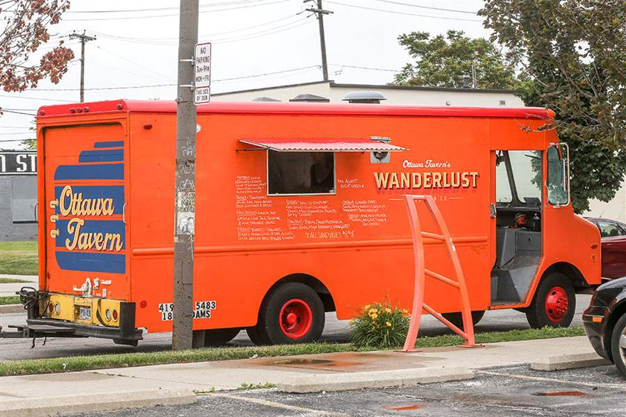 Rosie S Italian Grille Food Truck