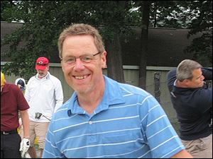 Golf Committee Member and former Heartbeat Board Member Mark Tooman also golfed at the outing.