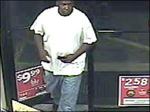 Bowling Green police say this man robbed the Circle K on North Prospect.