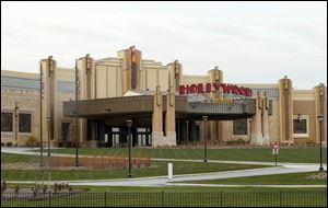 Hollywood Toledo fell by the smallest amount, losing about $750,000 for a total of $15.4 million.