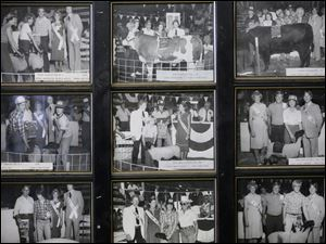 Historical photographs from The Lucas County Fair are available for viewing in the