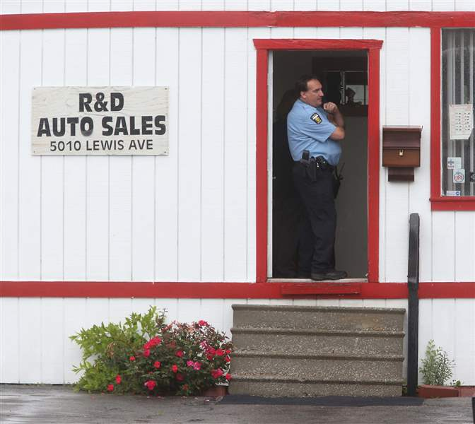 Fatal Shooting Of W. Toledo Auto Dealer Is 1 Of 3 In Day