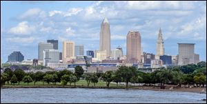 Promoters predict that the GOP National Convention will lure upward of $200 million to Cleveland between now and when the delegates leave the city on Lake Erie in the summer of 2016.