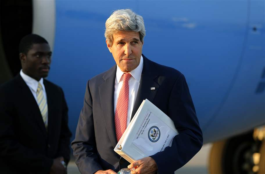 Austria-Kerry-Nuclear-Talks