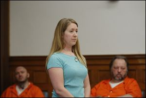 Melinda Rober was sentenced to a year in prison.